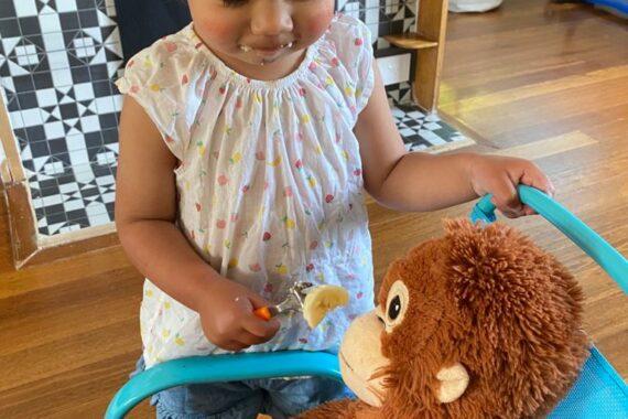 Anika Hushabye Baby
