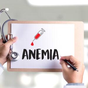anemia iron deficiency